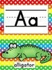 Alphabet Letter and Number Cards