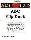 Alphabet Letter and Sound Flip Book