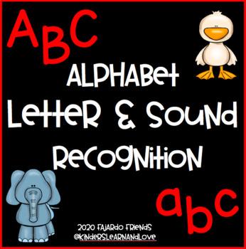 Alphabet Letter and Sound Recognition Unit