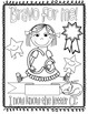 Alphabet-Letter of the Week- COLOR-IN... by Marcelle's KG