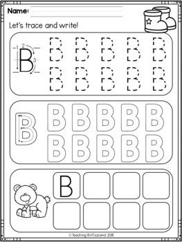Alphabet Letter of the Week Growing Bundle