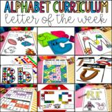 Alphabet Study: Letter of the Week Curriculum A-Z