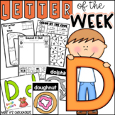 Alphabet Letter of the Week-Letter D