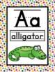 Alphabet Letters DECOR CONFETTI