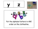Alphabet Letters English