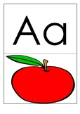 Alphabet Letters - Phonics - Flashcards