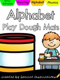 Alphabet (Letters) Play Dough Mats