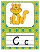 Alphabet Letters Polka Dot Decor