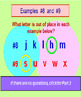 Alphabet Letters Power Point (Revised)
