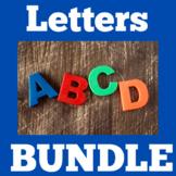 Alphabet Letters    Preschool Pre K Kindergarten   Picture