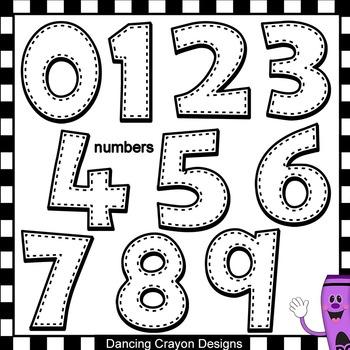 Alphabet Letters: Stitched