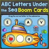 Alphabet Letters Uppercase & Lowercase Boom Cards Distance