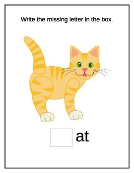 Alphabet Letters Worksheet