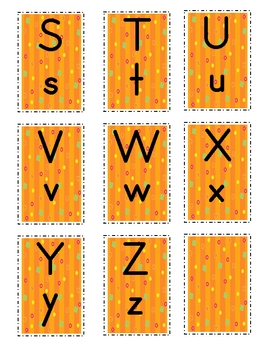 Alphabet - Letters and Sounds Activities