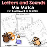 Letters and Sounds Match | Assessment