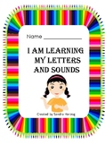 Alphabet Letters and Sounds - No Prep Rote Lesson - Kindergarten
