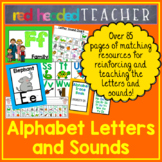 Alphabet Letters and Sounds - Ultimate Bundle of Resources