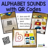 Alphabet Letters and Sounds with QR Codes (Special Educati