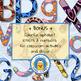 Alphabet Letters for Coloring - Mandala Alphabet Clip Art