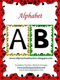Alphabet Letters for ESL Learners