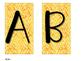 Alphabet Library Labels