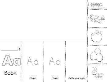 Alphabet Lift The Flap Books