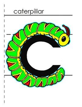 Alphabet Line: ABC Jungle