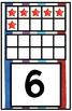 Alphabet Line and Number Line - Superhero Theme