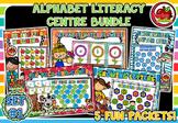 Alphabet Literacy Centre BUNDLE