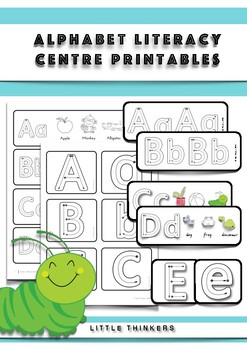 Alphabet Literacy Centre Printables
