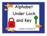 Alphabet Lock and Key