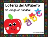 Alphabet Lotto Game (Spanish Version)