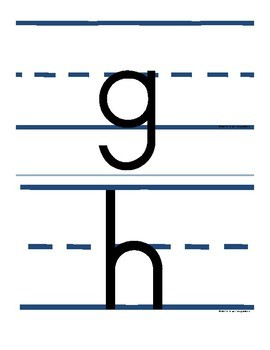 Alphabet Lower Case  Letters: Set 3
