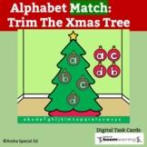 Alphabet MATCH:Trim The Xmas Tree BOOM Cards Digital Product