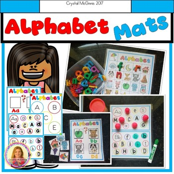 Alphabet MEGA BUNDLE (8 Alphabet Packs HALF PRICE)