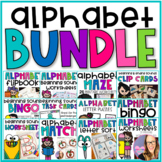 Alphabet MEGA Bundle (Preschool & Kindergarten)