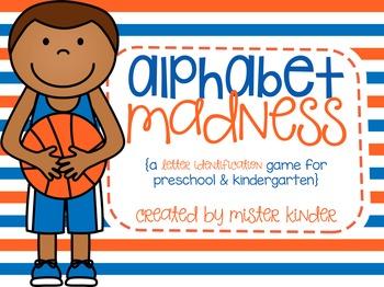 Alphabet Madness