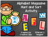 Alphabet Magazine Hunt