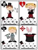 Alphabet Magic Show Letter Match / ABC Order Game
