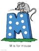 Alphabet Magnet Sheets