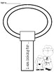 Alphabet Magnifying Glass (Search and Find ABC activity)
