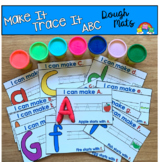 Alphabet Make It Trace It Fine Motor Activities