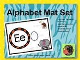 Alphabet Mat Set