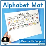 Alphabet Mat with Teaching Guide