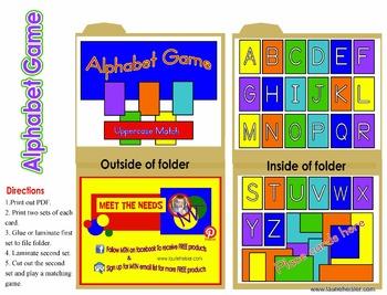Alphabet Match 10152012