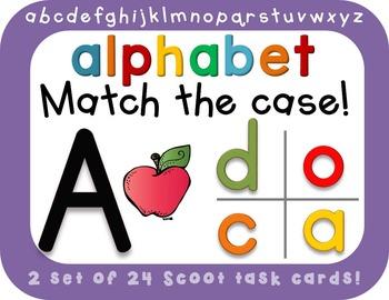 FREEBIE!!! Alphabet Match
