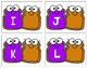PB&J  Alphabet Task Box