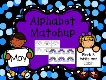 Alphabet Match {May}