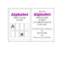 Alphabet Match Cards or Flashcards
