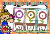 Alphabet Match Flowers - Alphabet Literacy Centre